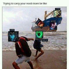 League Of Legends Troll League Memes, League Of Legends Memes, Gamer Humor, Gaming Memes, Funny Puns, Funny Games, Master Yi, Liga Legend, Naruto Funny