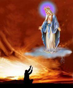 Il coraggio di guardare il cielo: Solennità dell'Assunzione di Maria.