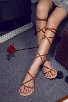 Isabel Marant женщина квартиры сандалии multi стили лодыжки ремешками летние пинетки качество зашнуровать сандалии гладиаторов женщин, принадлежащий категории Сандалии для женщин и относящийся к Обувь на сайте AliExpress.com | Alibaba Group