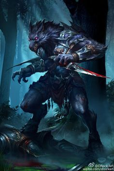 The things ive learned is i dont need them.fuck them fuck him and fuck you. Fantasy Warrior, Dark Fantasy Art, Dark Art, Beast, Fantasy Creatures, Mythical Creatures, Wolf Warriors, Werewolf Art, Ange Demon