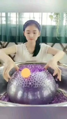 Satisfying Pictures, Oddly Satisfying Videos, Slime Craft, Diy Slime, Borax Slime, Homemade Slime, Slime And Squishy, 5 Minute Crafts Videos, Asmr Video