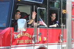 Downtown Wheaton 4th of July Parade 2014 #DowntownWheaton #Parade #WheatonFireDept Photos by #Orangeflux