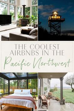 Pacific Northwest Airbnbs Places Around The World, The Places Youll Go, Places To Go, Fall City, Mini Vacation, Modern Essentials, Cozy Fireplace, Time Travel, Places To Travel