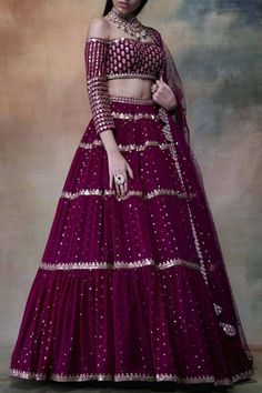 Designer Bridal Lehenga, Bridal Lehenga Choli, Designer Sarees, Indian Lehenga, Lehenga Saree, Saree Blouse, Anarkali, Choli Designs, Lehenga Designs
