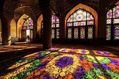 Nasir al-Mulk Mosque - Bing 画像