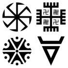 History <b>History.</b> Slavic Native Faith - Wikipedia. High School World History, Ap World History, History Online, Study History, White God, Cool Symbols, Deities, Mythology, Nativity