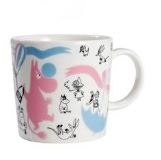 Arabia Finland Moomin Mug 'Stockmann 150 Edited Collection nro Moomin Mugs, Home Goods Furniture, Tove Jansson, Moomin Valley, Christmas Stocking Fillers, Dear Santa, Mug Cup, Marimekko, Tea Pots