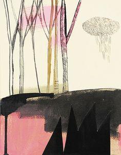 La fôret - Eva Magill-Oliver