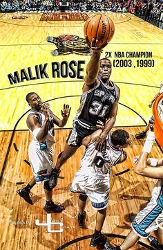 Malik Rose  graphics by justcreate Sports Edits