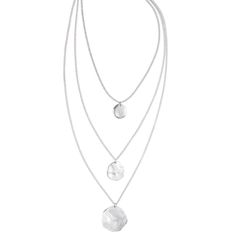 Three Row Paillette Graduated Pendant - this is the necklace shown in my video! http://www.chloeandisabel.com/boutique/kaylas/33ad73