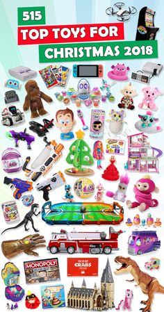 94 Best Top Christmas Toys Images Top Christmas Toys Unique Gifts