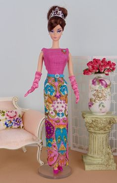 American Camelot for Barbie & Victoire Roux by HankieChic on Etsy