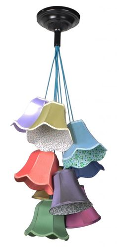 Granny pendant lamp from Zuiver