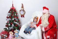 Your child probably knows the truth about Santa  they're playing along for the presents
