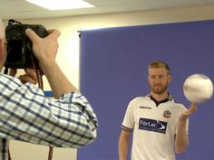 BEHIND THE SCENES: Video footage from the photoshoot for the 2014/15 Bolton Wanderers home kit, featuring Jermaine Beckford, Liam Trotter, Tim Ream and David Wheater.  Watch here: http://bit.ly/1qUqTo6
