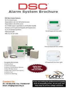 Wiring diagrams and explanations for the main panel sensors dsc alarm system cheapraybanclubmaster Choice Image