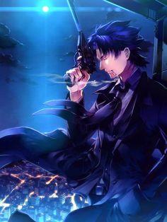 Emiya Kiritsugu | Fate/Zero #manga