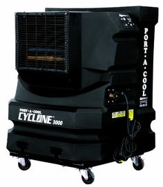 Special Offers - Port-A-Cool PAC2KCYC01 Cyclone 3000 Portable Evaporative Cooling Unit with 700 Square Foot Cooling Capacity Black - In stock & Free Shipping. You can save more money! Check It (April 18 2016 at 07:19PM) >> http://ceilingfansusa.net/port-a-cool-pac2kcyc01-cyclone-3000-portable-evaporative-cooling-unit-with-700-square-foot-cooling-capacity-black/