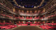 Royal Shakespeare Theatre with PF