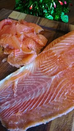 Red grapefruit, basil and star anise cured salmon - Great British Chefs Cured Salmon Recipe, Salmon Recipes, English Recipes, English Food, Health Benefits Of Grapefruit, A Food, Food And Drink, Healthy Meals, Healthy Recipes