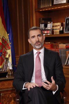 Discurso de Navidad de SM el Rey 2016 / Christmas Speech of HM the King of Spain 2016