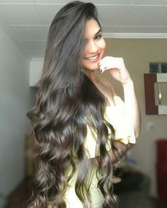 BEAUTIFUL Hair and Woman !