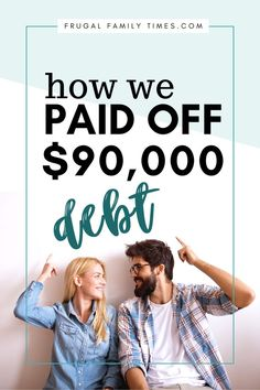 Are you drowning in debt? So were we (student loans, credit card, car loan, and a mortgage)! Read our Personal Story of getting out off debt and how to pay off debt. We share our journey and best debt payoff secrets. These personal finance tips will help you manage your money the right way and save more.