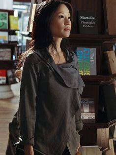 'Elementary': Lucy Liu's Joan Watson is 'fashionably functional'