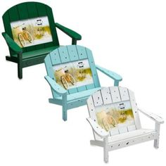 Adirondack chair this is actually a photo frame but i think i could hack together some cute - Adirondack bed frame ...