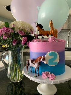 Spirit Riding Free Horse Birthday Party cake! Horse Birthday Parties, Birthday Cake, Free Horses, Baby Girl Photos, Party Cakes, Spirit, Photo And Video, Mom, Life