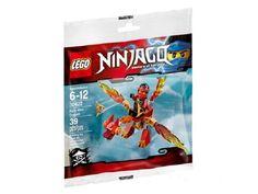 Lego Ninjago 30422 Kai's Mini Dragon Set New/Sealed!! 39pcs Ages 6+ Great Set!   #LEGO