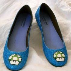 Geek Shoes...
