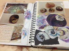 Super a level art sketchbook inspiration fashion design idea A Level Art Sketchbook, Sketchbook Layout, Textiles Sketchbook, Arte Sketchbook, Sketchbook Pages, Sketchbook Inspiration, Sketchbook Ideas, Observational Drawing, Buch Design