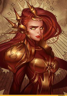 Leona,League of Legends