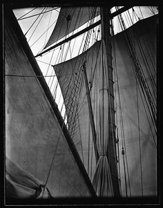 Sails of a Tall Ship