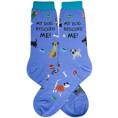 Dog Socks, Funny Socks, Mens Novelty Socks, Love To Shop, Rescue Dogs, Best Dogs, Cool Designs, Comfy, Purple