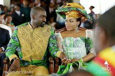 Cameroonian wedding