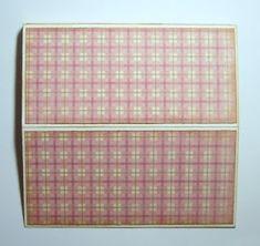 Staffelikort, er kjent for de fleste, og Post- it®   blokker dekorerer vi på mange forskjellige måter. I dag vil jeg vise en kombina...