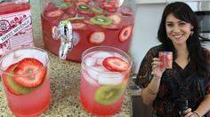 Sweet Revenge Strawberry Jungle Juice