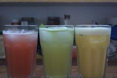 Drei alkoholfreie Cocktails Teil 1