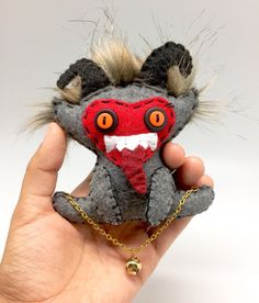 Hey, I found this really awesome Etsy listing at https://www.etsy.com/listing/478646042/krampus-christmas-decorations-krampus