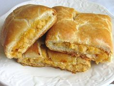 Jewish Potato Knishes had in childhood in the Bronx - our Jewish neighbors... Recipe for Jewish Potato Knishes