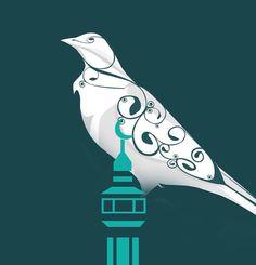 Kuş grafik