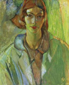 Frederick Horsman Varley - Member of the Group of Seven, Canadian Painters - The Art History Archive Canadian Painters, Canadian Artists, Portraits, Portrait Art, Portrait Paintings, Group Of Seven Artists, Inuit Art, Social Art, Illustrations