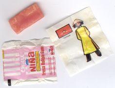 Chicles Niña - Juegos y juguetes de los años 70/80