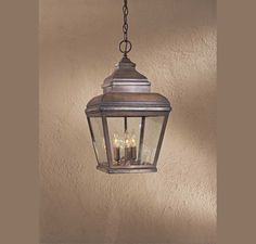 The Great Outdoors 8264-161 Mossoro 3 Light Chain Hung in Outdoor Lights, Outdoor Hanging Lights: LeeLighting.com