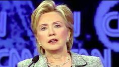 Hillary Clinton has a seizure on camera