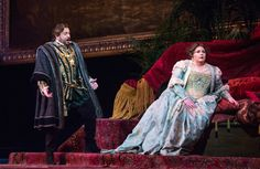 The tenor, seemingly determined to keep his career going by singing another baritone role, takes on Don Carlo in this Metropolitan Opera revival of an early Verdi work. Don Carlos, Metropolitan Opera, Ny Times, Hold On, Love, Domingo, Racing, Amor, Romances