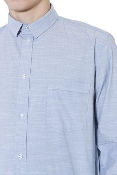 Camisa azul chico CHEAP MONDAY