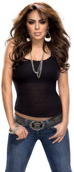 Gorgeous WWE Diva Layla El
